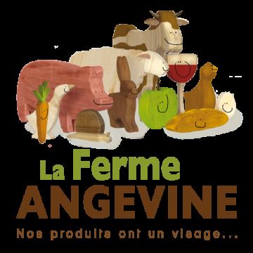 La ferme angevine Retina Logo
