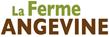 La ferme angevine Logo