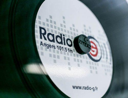 On passe à la radio !!!